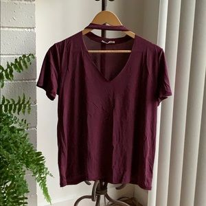 [3 for $7] Lavender Field Blouse